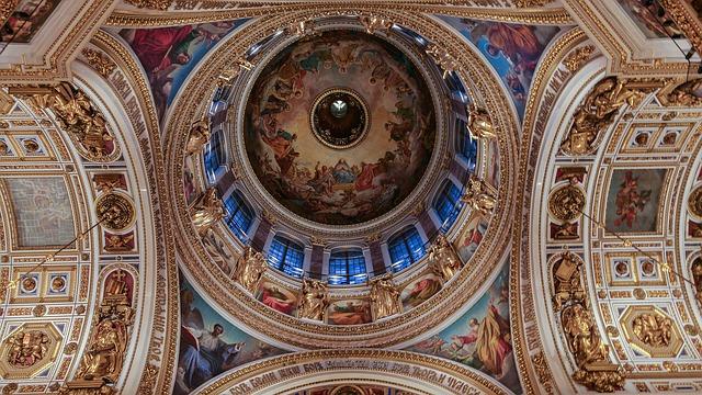 katedrála saint isaac