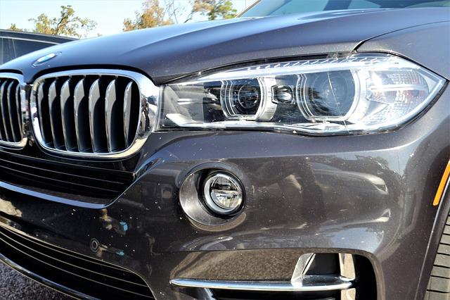 BMW světlomet
