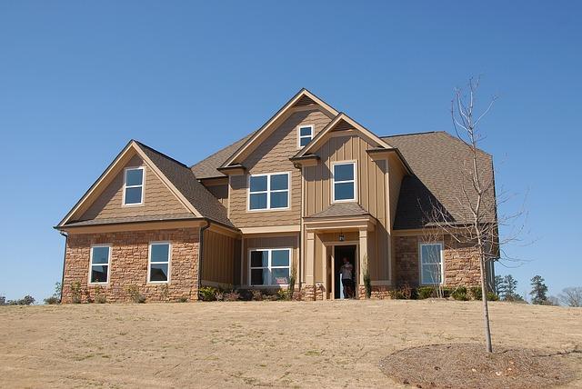 nový dům na půjčku