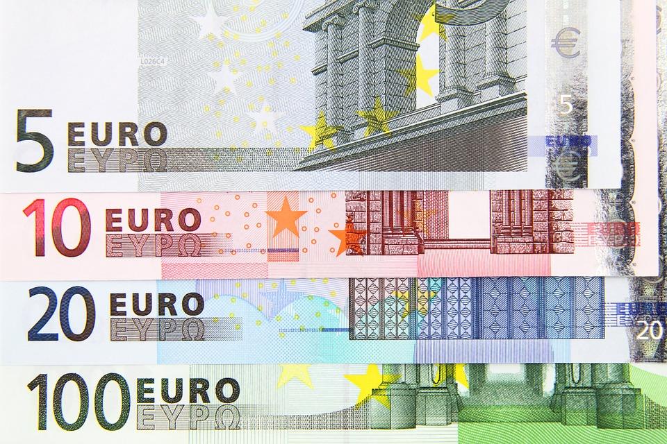 srovnaná eura